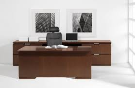 contemporary executive office desk manufacture wood construction