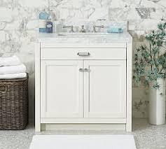 Vanities For Small Bathrooms Sale by Bathroom Vanities U0026 Sink Consoles Pottery Barn