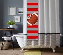 Nfl Shower Curtains Impressive Nfl Shower Curtains Decor With 37 Best The Shower Tag
