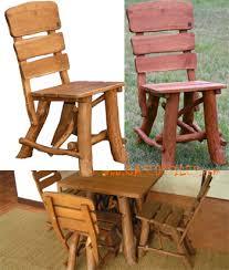 chaise en bois chaise bois massif en chêne utah