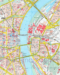Pdf Maps Nice Map Of Cologne Bonn Tourist Travelquaz Pinterest City