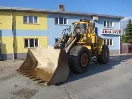 wheel loader volvo bm 4600b balavto com