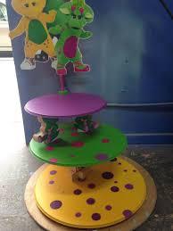 Diy Barney Decorations 29 Best Barney Birthday Party Ideas Images On Pinterest Barney