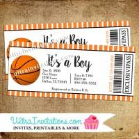 basketball baby shower basketball baby shower invitations yourweek 4b444aeca25e