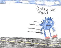 Sonic Gotta Go Fast Meme - gotta go fast sonic and sega retro message board