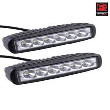 Led Fog Light Buy Favourite Bikerz Straight 6 Led Fog Light For Maruti Zen