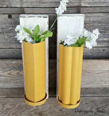Tin Vases 8 Genius Repurposed Projects Turning Trash Into Treasure Lovely