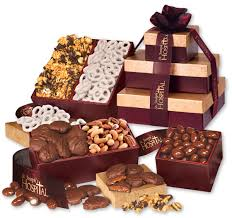 Holiday Food Baskets Chocolate Gourmet Holiday Gift Baskets On Sale Now