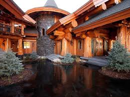 Cool Log Homes Timber Kings Cabin In Big White Selling For 9 2 Million British