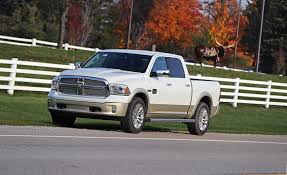 Dodge Ram Limited - 2017 ram 1500 in depth model review car and driver