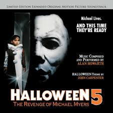 alan howarth john carpenter halloween 5 the revenge of michael