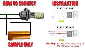 load resistors for led lights led load resistor 25w 10ohm socal led lighting