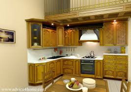 Design For Kitchen Cabinets Brown Wood Latest Kitchen Design With Drawers Design For Home And