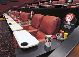 Amc Reclining Seats Yorktown Theater Renovation Focuses On U0027quality Experience