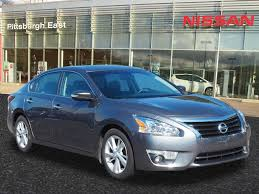 build your nissan altima 2015 used 2015 nissan altima for sale pittsburgh pa