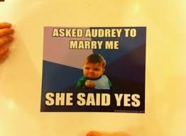 Meme Marriage Proposal - marriage proposal 20 pics