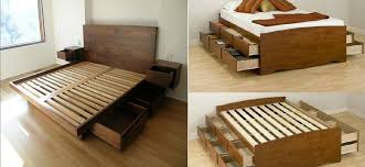 Design Your Own Bed Frame How To Build A Bed Frame