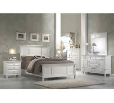 Wood And White Bedroom Furniture All White Bedroom Set All White Bedrooms Bedroom Modern Bedroom