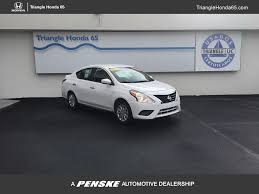nissan versa windshield size 2016 used nissan versa 4dr sedan cvt 1 6 sv at triangle honda 65