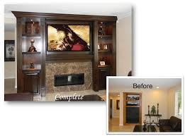 entertainment centers with fireplace binhminh decoration