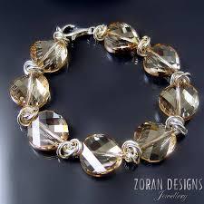 crystal bracelet designs images Swarovski crystal jewellery zoran designs jewellery jpg