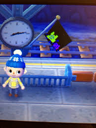 Animal Crossing Flags My Town Flag On Animal Crossing New Leaf Aquajail