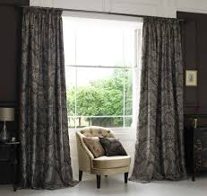 Single Window Curtain by Accessories Simple And Neat Window Treatment Decoration Using Navy