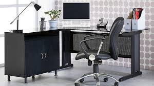 Office Desk Black Buy Apex 1600mm Office Desk Black Harvey Norman Au