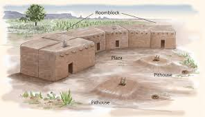 Adobe Houses Pueblo I Houses Pueblo Indian History For Kids