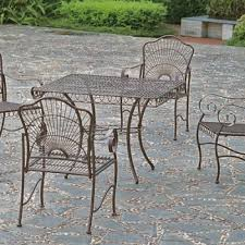 Wrought Iron Swivel Patio Chairs Vintage Wrought Iron Swivel Patio Chair Patio Design Ideas 1508
