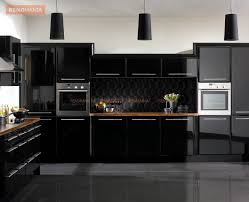 White Or Black Kitchen Cabinets by Glamorize Your Kitchen With These Favourites Renomania