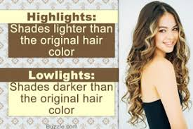 shades of high lights and low lights on layered shaggy medium length lowlights for brunettes that look drop dead gorgeous