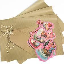 vintage gift wrap pretty vintage gift wrap set pipii