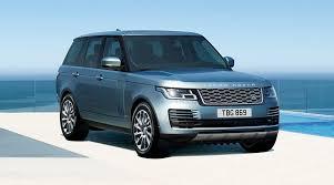 Classic Range Rover Interior 2018 Range Rover A True Design Icon Land Rover Usa