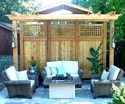 Inexpensive Backyard Privacy Ideas Cheap Backyard Privacy Ideas Amusingz