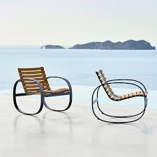 Rocking Chairs Adelaide Parc Rocking Chair Cane Line Collection Wgu Design Australia