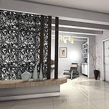 room devider amazon com kernorv diy hanging room divider made of