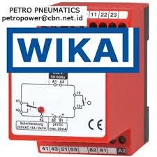 Jual Thermometer Wika jual wika relay model 905 petro pneumatics