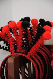 ladybug centerpiece ideas sweet centerpieces