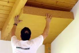 pannelli per isolamento termico soffitto i pannelli in fibra di legno descrizione propriet罌 applicazioni