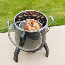 butterball turkey roaster butterball electric free turkey roaster and fryer 18 lb 19