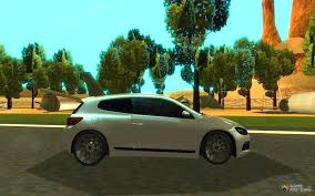 vw scirocco iii custom edition for gta san andreas