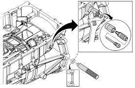 repair instructions off vehicle manual shift shaft seal