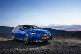 lexus f 5 0 sedan v8 hype lexus 2016 gs f is a heavy breathing v8 brute with room for