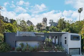 silver lake mid century modern homes hollywood hills sunset