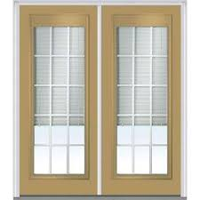 Blinds For Front Door Windows Blinds Between The Glass Steel Doors Front Doors The Home Depot
