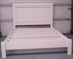 Bed Frames Diy King Bed Frame Plans Farmhouse Bed Pottery Barn by Mission Style Bed Frame Plans Woodworker Matt Berger Shows You How