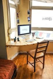 Wall Desk Diy Corner Desk Ideas Best Wall Mounted Desk Designs For Small Homes