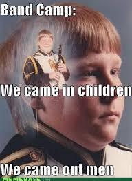 Clarinet Meme - ptsd clarinet kid story of my life pinterest