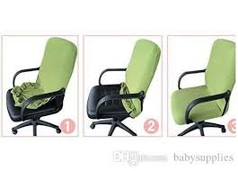 computer chair cover slipcovers cloth office chair pads removable cover stretch cushion